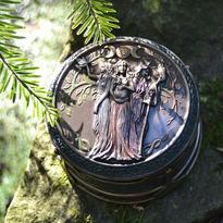 Šperkovnice exclusive fantasy - Trojná Bohyně