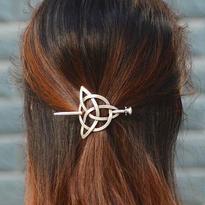 Spona do vlasů - Triquetra