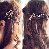 Spona do vlasů pinetka - Větvičky