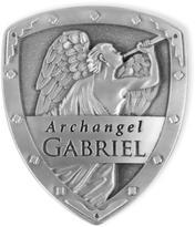 Štít archanděla Gabriela
