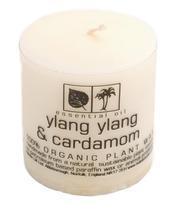 Svíčka Aromatherapy s vůní Ylang ylang a kardamomu