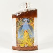 Svíčka ve znamení Panna