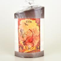 Svíčka ve znamení Štír