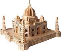 Taj Mahal - 3D dřevěné puzzle