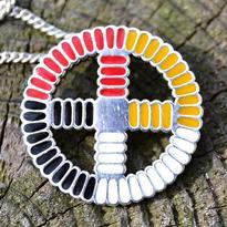Talisman Léčivý kruh, stříbro Ag 925/1000