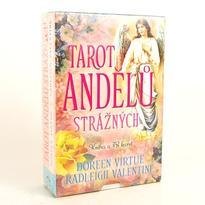 Tarot andělů strážných - kniha a karty
