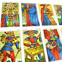Tarotové karty Univerzální Marseillský tarot
