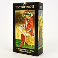Tarotové karty Zlatý tarot Visconti