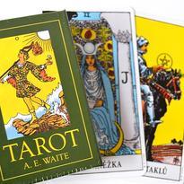Tarot karty - A. E. Waite