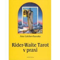 Rider - Waite tarot v praxi - KNIHA