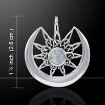 Přívěsek Stoupající hvězda, stříbro Ag 925