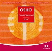 Transformativní tarot - 60 karet a kniha
