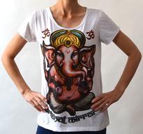 Dámské tričko orient - Ganesha