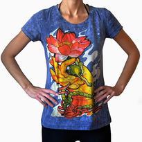 Dámské tričko orient - Lotos