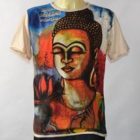 Pánské tričko orient - Buddha