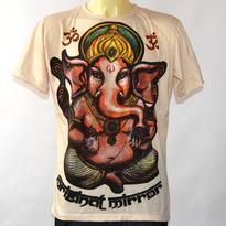 Pánské tričko orient - Ganesha