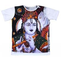 Pánské tričko orient - Krishna