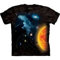 Fantasy tričko - Sluneční soustava D/XL