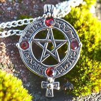 Amulet Venušin Pentagram