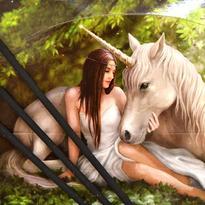 Vonné tyčinky fantasy - Krása čistého srdce