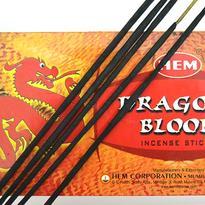 Indické vonné tyčinky HEM Dragons Blood