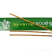 Vonné tyčinky Nandita - Wood Spice