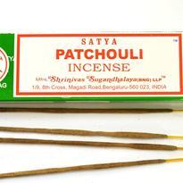 Vonné tyčinky Satya - Patchouli