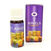 Vonný olej Green Tree - Sedm andělů, 10 ml