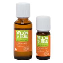 Yellow & Blue 100% silice Pomeranč 30 ml
