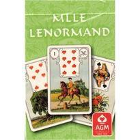 Vykládací karty Mlle Lenormand