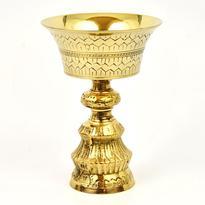 Kadidelnice mosaz Kalich zlatá