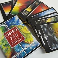 Osho Zen tarot - transcendentální zenová hra
