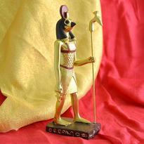 Horus - staroegyptský bůh nebe a Slunce