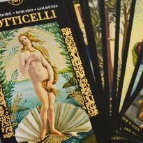 Zlatý tarot Botticelli