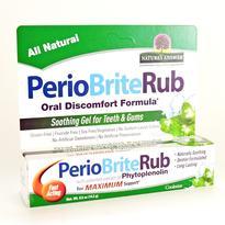 Zklidňující gel na dásně a zuby s Q10