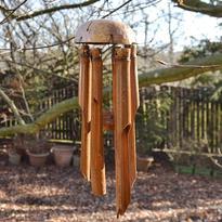 Zvonkohra bambus 30 cm