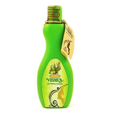 Visaka ajurvédský šampón na vlasy 100 ml
