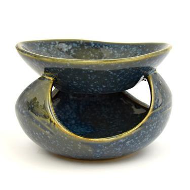 Aromalampa Elegance - modrá  - 1