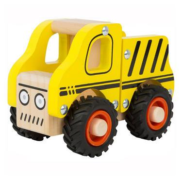 Dřevěná hračka - nákladní auto  - 1