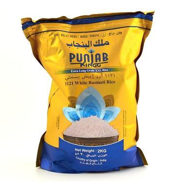 Rýže basmati premium Punjab King 2 kg  - 1