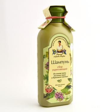 B. Agafia Březový šampón posilující 350 ml