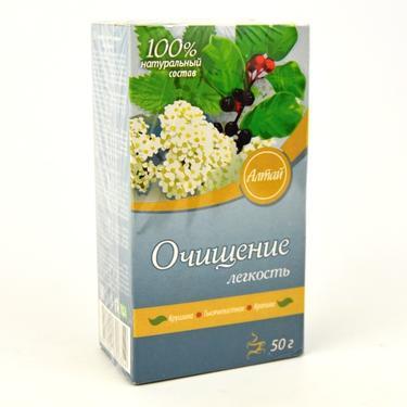 Čaj sypaný Očištění a lehkost 50 g