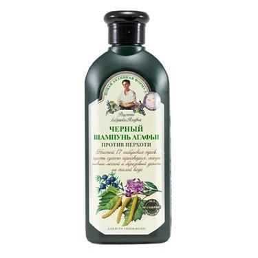 B. Agafia Černý bylinný šampón proti lupům 350 ml