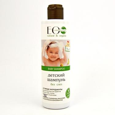 EOLab Dětský šampón bez slz 250 ml