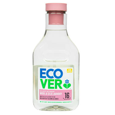 Ecover prací gel na jemné prádlo Leknín 750 ml