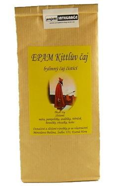 Epam Kittlův bylinný čistící čaj