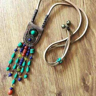 Šamanský náhrdelník IINII - Nagual  - 1