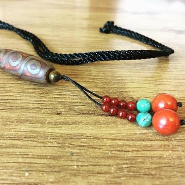 Šamanský náhrdelník IINII - Yake  - 1