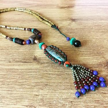 Šamanský náhrdelník IINII - Tawa  - 1