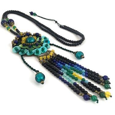 Šamanský náhrdelník IINII - Guari  - 1